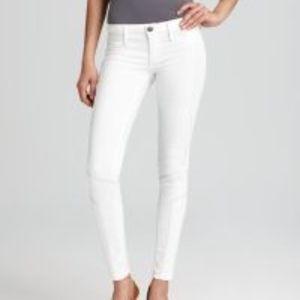 PAPER DENIM & CLOTH White Audrey Jeans 26